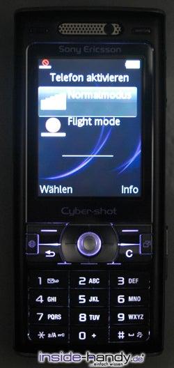 Test des Sony Ericsson K800i-7