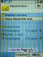 Test des Sony Ericsson M600i-13