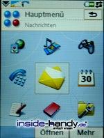 Test des Sony Ericsson M600i-15