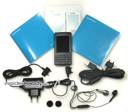 Test des Sony Ericsson M600i-3