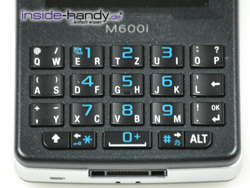 Test des Sony Ericsson M600i-5