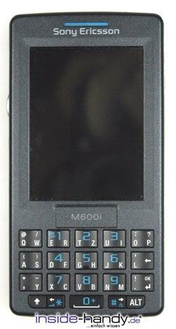 Test des Sony Ericsson M600i-7