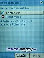 Test des Sony Ericsson M600i-9