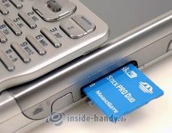 Test des Sony Ericsson P990i-26
