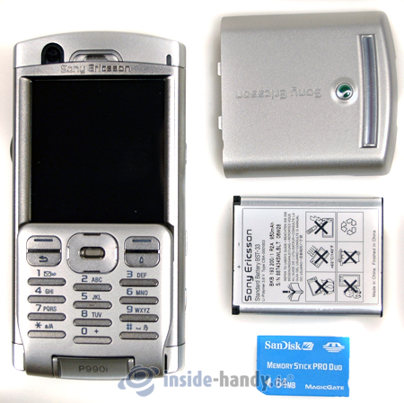 Test des Sony Ericsson P990i-37