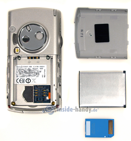 Test des Sony Ericsson P990i-4