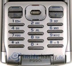 Test des Sony Ericsson P990i-5