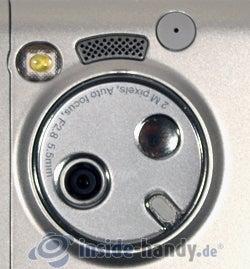 Test des Sony Ericsson P990i-9