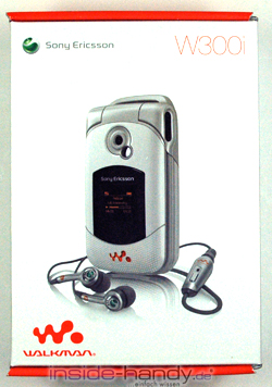 Test des Sony Ericsson W300i-1