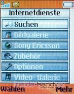 Test des Sony Ericsson W300i-13