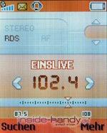 Test des Sony Ericsson W300i-16