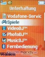Test des Sony Ericsson W300i-19