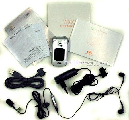Test des Sony Ericsson W300i-2