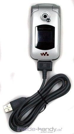 Test des Sony Ericsson W300i-24