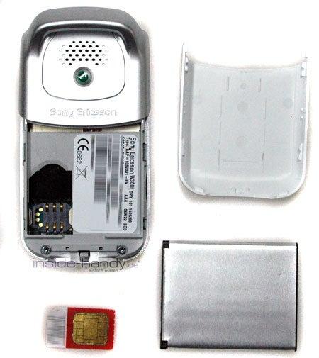 Test des Sony Ericsson W300i-3