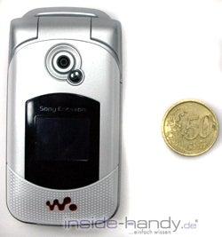 Test des Sony Ericsson W300i-5