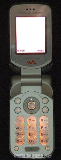 Test des Sony Ericsson W300i-6