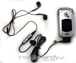 Test des Sony Ericsson W300i-7