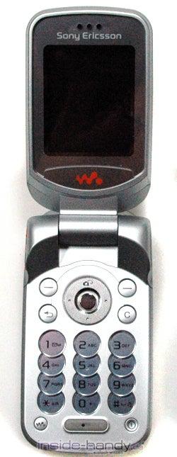 Test des Sony Ericsson W300i-8