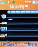 Test des Sony Ericsson W710i-15