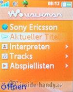 Test des Sony Ericsson W710i-16