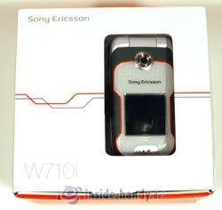 Test des Sony Ericsson W710i-2