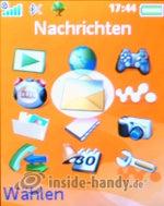 Test des Sony Ericsson W710i-20
