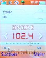 Test des Sony Ericsson W710i-21