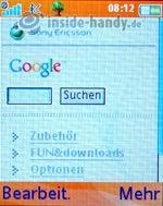 Test des Sony Ericsson W710i-22