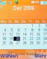 Test des Sony Ericsson W710i-24