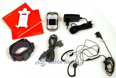 Test des Sony Ericsson W710i-3