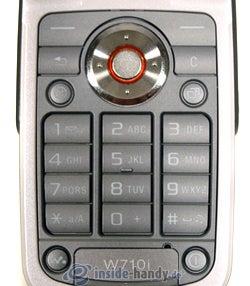 Test des Sony Ericsson W710i-5