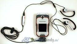 Test des Sony Ericsson W710i-7