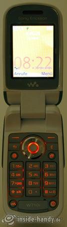 Test des Sony Ericsson W710i-9