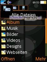Test des Sony Ericsson W850i-15