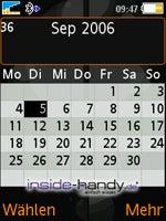 Test des Sony Ericsson W850i-17