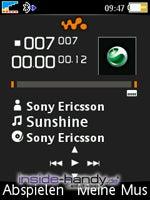 Test des Sony Ericsson W850i-27