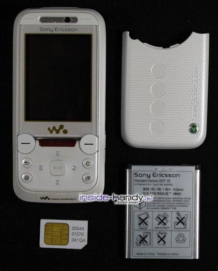 Test des Sony Ericsson W850i-3