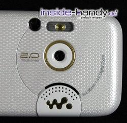 Test des Sony Ericsson W850i-30