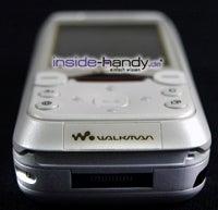 Test des Sony Ericsson W850i-35