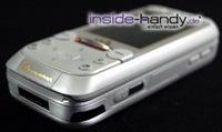 Test des Sony Ericsson W850i-36