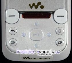 Test des Sony Ericsson W850i-4