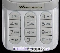 Test des Sony Ericsson W850i-5