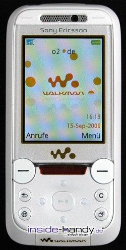 Test des Sony Ericsson W850i-7