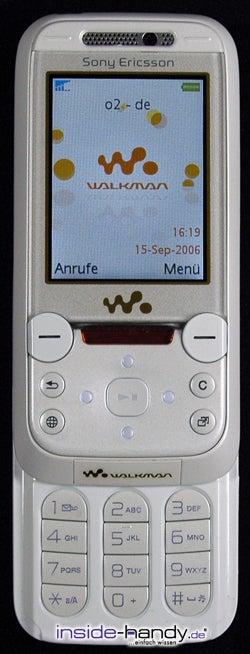 Test des Sony Ericsson W850i-8
