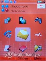 Test des Sony Ericsson W950i-17