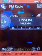 Test des Sony Ericsson W950i-18