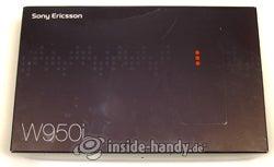 Test des Sony Ericsson W950i-2
