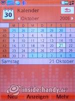 Test des Sony Ericsson W950i-20