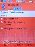 Test des Sony Ericsson W950i-22